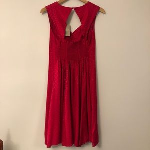 Anthropologie Dresses - NWT Anthropologie Red Dress